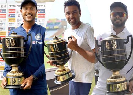 टीम इंडिया ने दक्षिण अफ्रीका से जीती टेस्ट सीरीज, देखें फोटोज