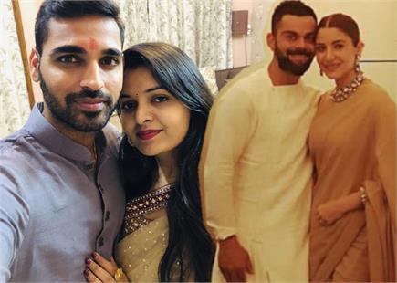 भारतीय खिलाड़ियों ने मनाई दीवाली, देखें तस्वीरें-