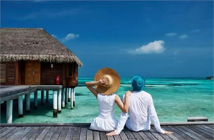 पार्टनर के साथ घूमने के लिए भारत की इन जगहों पर करें रोमांटिक वेकेशन...