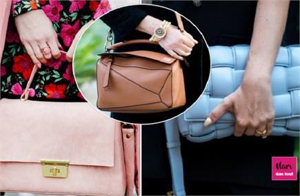 डिजाइनर ड्रेस ही नहीं Handbags भी बनाते हैं लुक को ग्रेसफुल