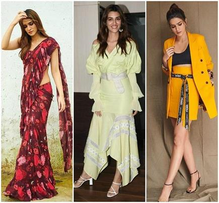 Promotion Style: कृति की 10 ड्रेसेज, गर्ल्स के लिए परफेक्ट