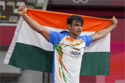 हरियाणा के छोरे नीरज चोपड़ा ने जीता ओलंपिक में गोल्ड, देखिए ऐतिहासिक...
