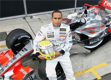 फार्मूला-1 के सबसे महंगे ड्राइवर, लेविस हैमिल्टन पहले नंबर पर