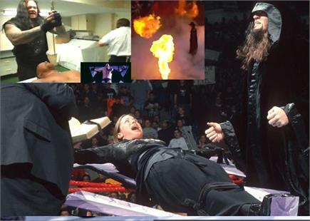 Undertaker से जुड़ी 7 बड़ी कंट्रोवर्सी, जब आग की लपटों मे घिर गए...
