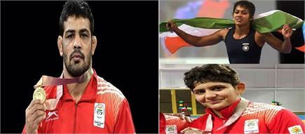 CWG में हरियाणवी खिलाड़ियों ने लहराया परचम, देश के नाम किए तीन पदक