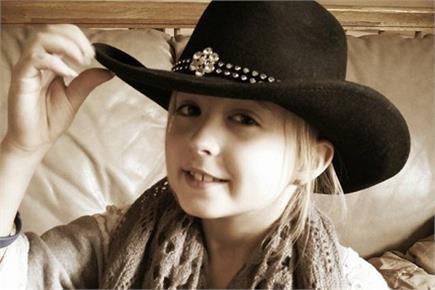 10 साल की ये बच्ची बनीं Youngest Breast Cancer Survivor