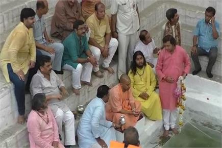 बाबा विश्व नाथ के दर्शन कर मणिकर्णिका कुंड से CM योगी ने शुरू की...