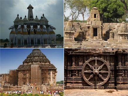 भारत के प्रसिद्ध सूर्य मंदिरों की छलक