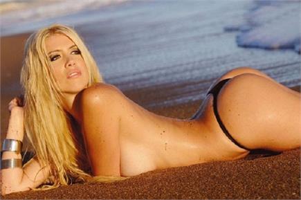 बेहद HOT है अर्जेंटीना के स्टार फुटबॉलर मौरो इकार्डी की पत्नी, देखें...