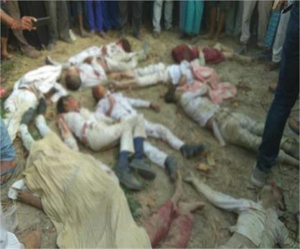 कुशीनगर हादसे में 13 बच्चों की मौत, फोटो देख छलक पड़ेंगे आंसू