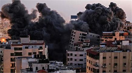राकेट हमलों से थर्राया इजरायल,  दुनिया का दिल दहला रहीं तबाही की ये...