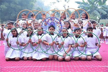 हरियाणा में भव्य तरीके से मनाया गया गणतंत्र दिवस, देखें खूबसूरत...