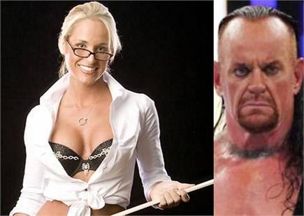 प्राइमरी स्कूल की टीचर के कारण Undertaker ने लिया संन्यास, देखें फोटोज
