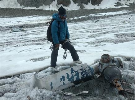 हरियाणा के  टीचर ने ढूंढ़ निकाला 50 साल पुराना भारतीय वायुसेना का...