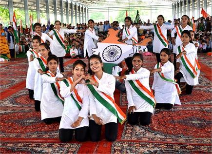हरियाणा में स्वतंत्रता दिवस का जश्न, देखिए दूसरा एल्बम
