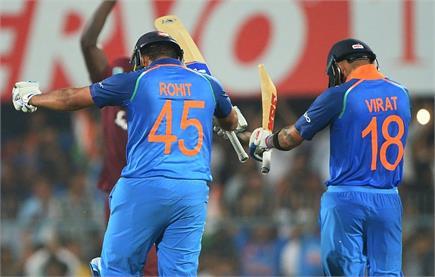 देखें भारत और वैस्टइंडीज के बीच हुए गुवाहाटी मैच की झलकियां