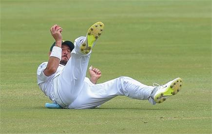पाकिस्तान हो गया पस्त, देखें पहले टेस्ट की अनदेखी तस्वीरें
