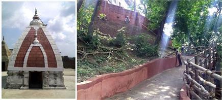 Dharmik Sthal: सीता-राम जी जहां 'झूला' झूलने आया करते थे