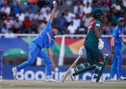 india vs Bangladesh मैच की झलकियां