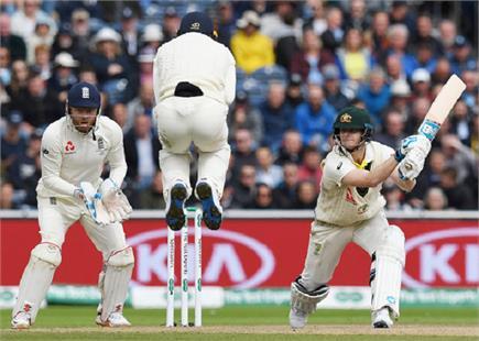 स्टीव स्मिथ ने खेली मैनचैस्टर टेस्ट में ऐतिहासिक पारी, देखें फोटोज