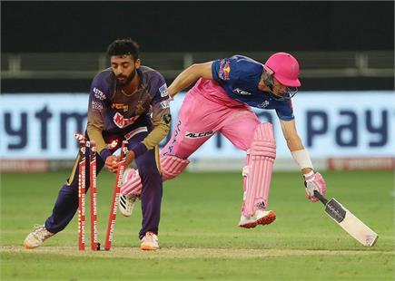 कोलकाता ने राजस्थान को हराया, देखें झलकियां