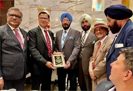 us  indian community bids farewell to indian diplomat anurag kumar