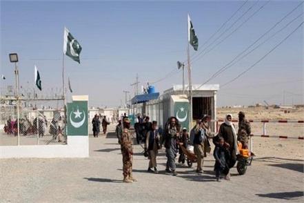 around 50 000 traders lose jobs closure of chaman crossing at pak af border