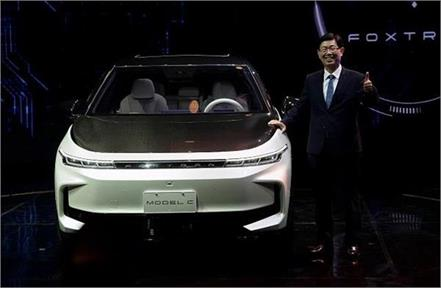 foxconn to make electric cars in india