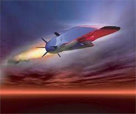 china launches hypersonic missile  five times faster than the speed of sound