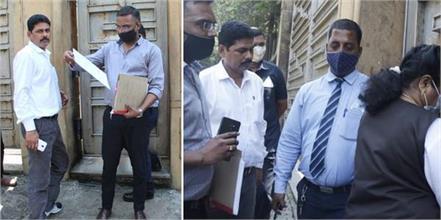 ncb raid on shahrukh khan and ananya pandey house