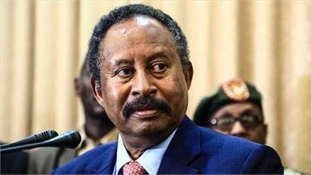 sudan  s interim prime minister under house arrest  coup feared