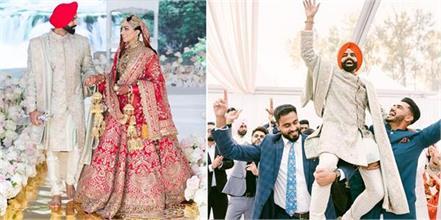 parmish verma geet grewal wedding pics