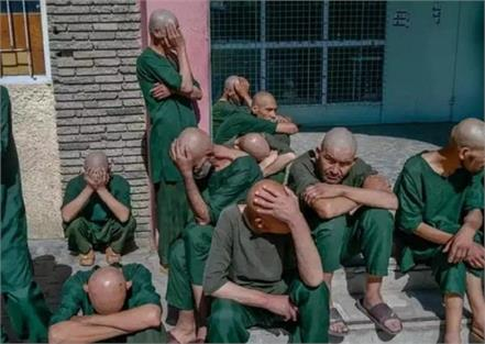 hell like conditions at taliban de addiction center keeping people bald