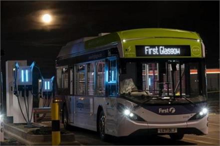 hundreds of bus drivers in glasgow can strike during cop 26