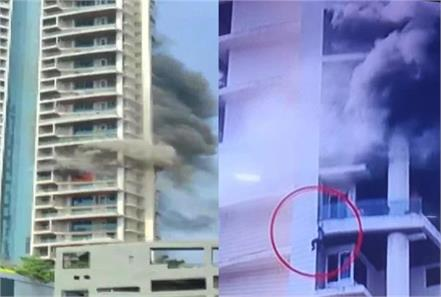 60 storey building several fire