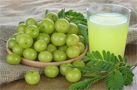 amla juice healthy morning diabetes illness health