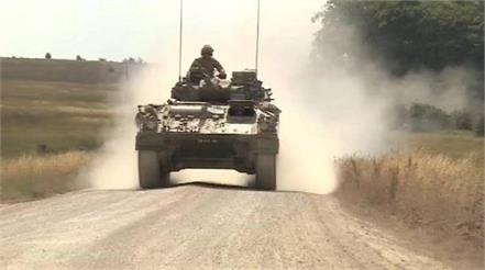 uk  soldier killed during training exercise