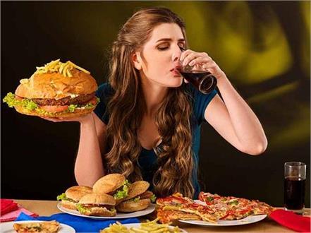 health tips illness  eating  bad habits  body  harm