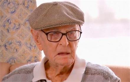 111 years old man chicken brain advice