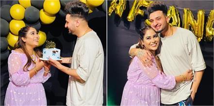 afsana khan birthday celebration