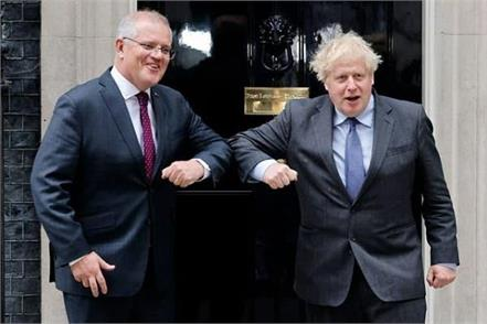 britain and australia  trade agreement  agreed