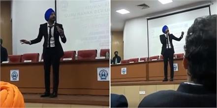 ranjit bawa shared old video on social media