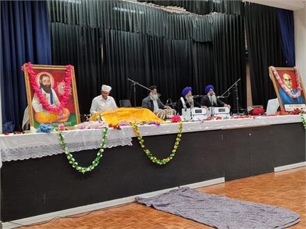 sydney guru ravidas ji gurpurab