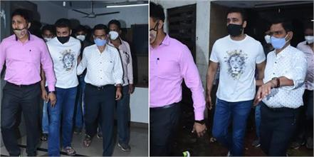 raj kundra police custody extended till 27 july