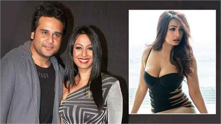 krushna abhishek wife kashmera shah reveals