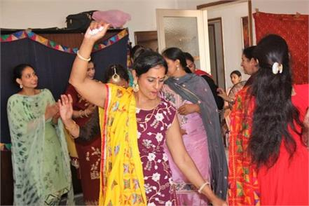 the festival of tian teej celebrated with great enthusiasm in italy