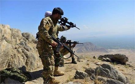 big challenge to taliban  panjshir lions form equal government