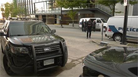 canada  shooting in vancouver hotel  kills one