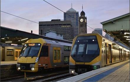 railway workers strike in sydney  commuters upset