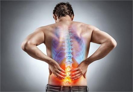 health tips spine bones pain coconut oil massage home remedies